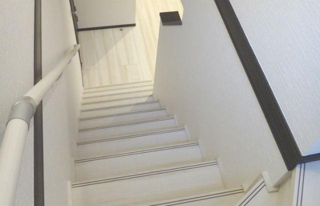 階段の見切り