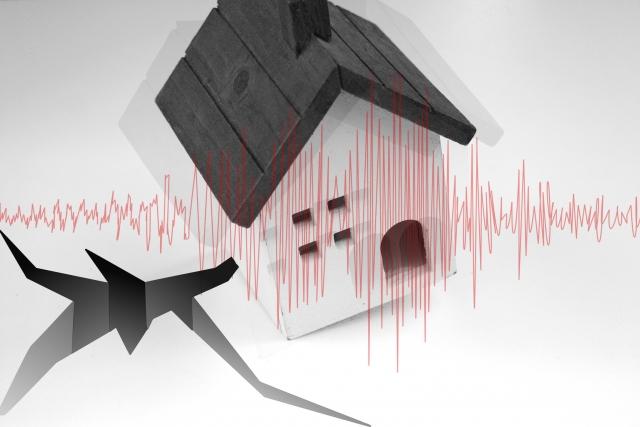 耐震性が低い住宅