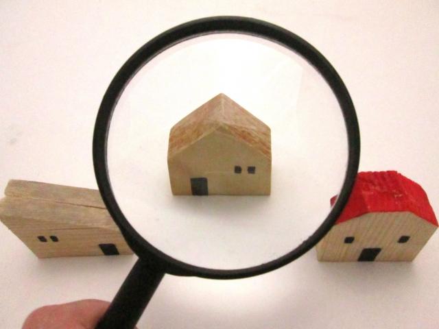 中古住宅購入時の注意点