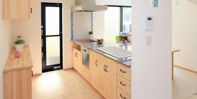 キッチンの選び方とキッチン収納・設備の注意点