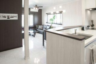 キッチン(L型・I型・II型)の比較とメリット・デメリット